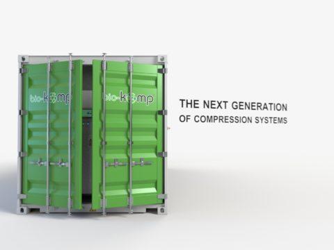 Bio-Komp Biomethane
