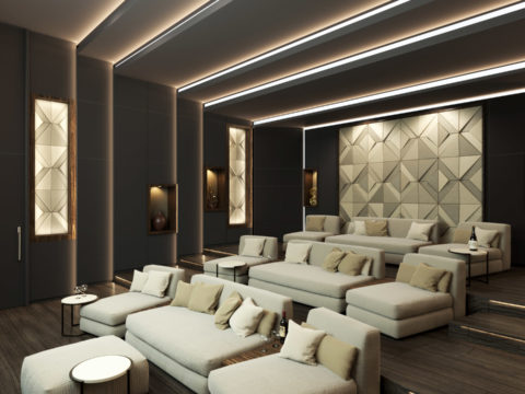 Home Theatre Moscow