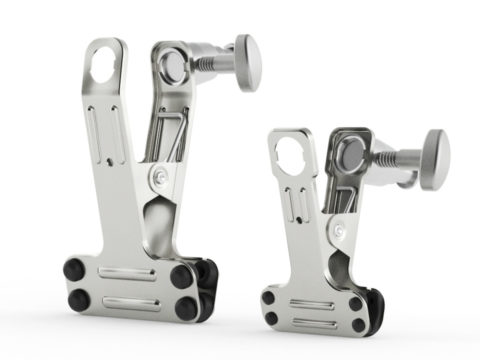 ALU – Clip Clamp & Mini